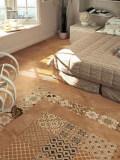 Glazed tile for Bed room