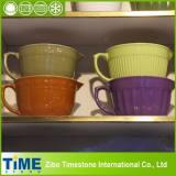 Ceramic Stoneware Colorful Cream Batter Set