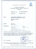 CE certificate for circular saw
