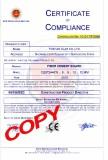 CE Certificate Fiber Cement Board--P1