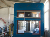 800Tons Pressure Test Machine