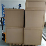 p2.5 full color LED display module shipment to Greece