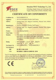 fiber laser marking machine CE certification