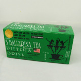 Natural Green Three Ballerina Tea with Slimming Weight Loss Tea (18bags)
