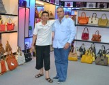 Customer Visiting on Showroom