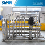 Two Stage Water Treatment System by Reverse Osmosis Filtration