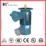 Regulating Speed Induction Electric AC Motor with High Voltage