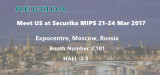 SECURIKA MIPS 2017 in Moscow