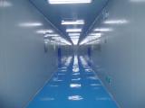Clear passageway