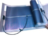 SNM series Most Light weight 1.3kg/m2 flexible solar panel