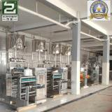 Ice Lolly Packing Machine In Algeria Customer′s Factory2