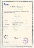 TELESCOPIC LADDER CERTIFICATE