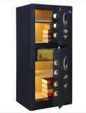 New Black Steel Home Safe with High Quality