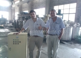 Uruguay Customer′s Machine Have Successfully Submitted