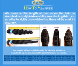 How to Measure The Hair