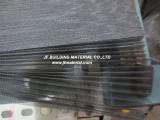 fiberglass pleated mesh