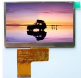 "4.3"" TFT LCD Display Module with capacitive Touch Panel"