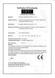 CE EMC for anti vandal switch
