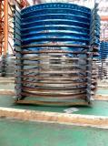 Large diameter forging flange
