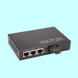 1 Fx and 3 Tx Port 100Mbps Fiber Media Converter Network Switch (MC0103F)