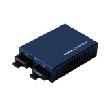 Single-Multimode Optical Wavelength Converter Repeater Support 100-1.25gmbps (MC-MSR02)