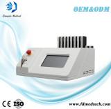 Portable Effective 650nm Diode Laser Lipolaser Slimming Machine