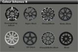 Yuxing Wheel Catalogue