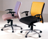 office chair, swivel chair,fabric chair