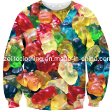 custom sublimation 3D sweatshirts