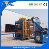 QT10-15 fully automatic block making machine for making colorful paver