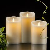 Dancing Flameless LED Candle for Home Decoration