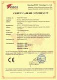 fiber laser marking machine EMC certification