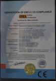 CE CERTIFICATION of UV STERILIZER