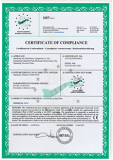 CE Certificate for concrete recycling machine