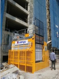SC construction hoist in Sri lanka