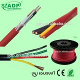 Security Multi Core 2/4/8/10/20 Shield / Unshield Fire Alarm Cable Lszh with CE RoHS