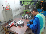 Working Butterfly valves