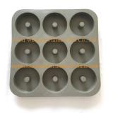 Round concrete spacer plastic mold