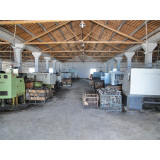 cnc work area