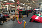 Plant for Tractor manufacturing line