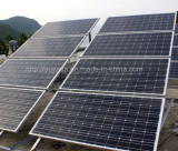 4.8KW solar energy installed in the Island