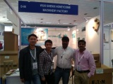 Exhibition in India 2013