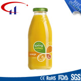 250ML Clear Wide Mouth Glass Milk Bottle (CHW8001)