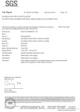 LFGB-Test Report