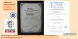 Aileen Certificate