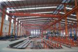Column & Beam Manufacturing Workshop Inside-1