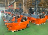 CKD Components for Heli Forklifts