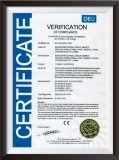 Babson toner verified by CE