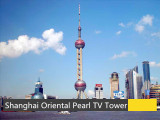 Shanghai Oriental Pearl TV Tower, China
