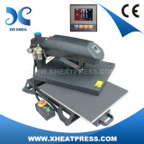 high quality t-shirt swing away draw out heat press machine HP3805